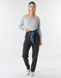 Oblečenie Ženy Padavé nohavice Desigual CHARLOTTE Čierna