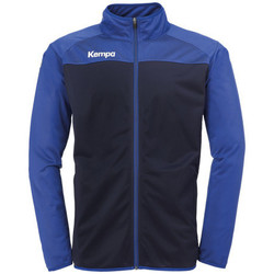 Oblečenie Chlapci Vrchné bundy Kempa Veste  Prime Poly bleu marine/bleu royal