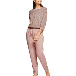 Oblečenie Ženy Pyžamá a nočné košele Impetus Woman 8513H86 J87 Ružová
