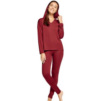 Oblečenie Ženy Pyžamá a nočné košele Impetus Woman 8514H87 A1E Červená