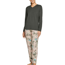 Oblečenie Ženy Pyžamá a nočné košele Impetus Woman 8501H89 J87 Zelená