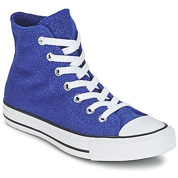Topánky Ženy Členkové tenisky Converse CHUCK TAYLOR ALL STAR KNIT Modrá / King