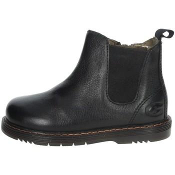 Topánky Deti Polokozačky Grunland PP0411-88 Black
