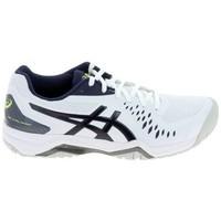 Topánky Muži Tenisová obuv Asics Gel Challenger 12 Blanc Noir Biela