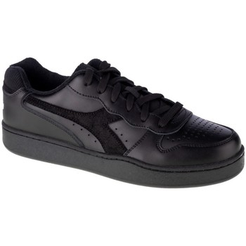 Topánky Muži Nízke tenisky Diadora MI Basket Low Čierna