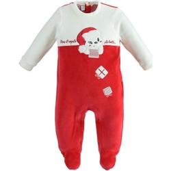 Oblečenie Deti Módne overaly Ido 41173 Rosso/panna