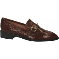 Topánky Ženy Mokasíny Il Borgo Firenze COCCO M cioccolato