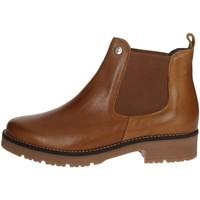 Topánky Ženy Polokozačky Pitillos 6432 Brown leather