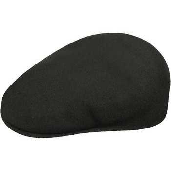 Textilné doplnky Muži Šiltovky Kangol Casquette  Wool 504 noir
