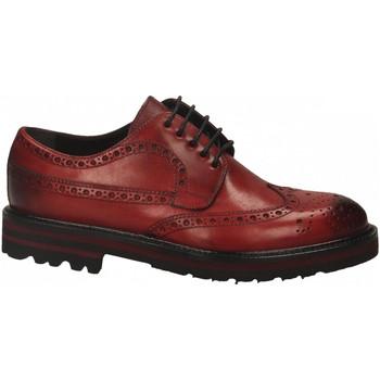 Topánky Muži Derbie Brecos VITELLO rosso