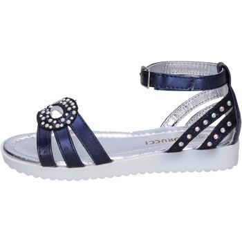 Topánky Dievčatá Sandále Fiorucci BK505 Modrá