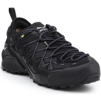 Topánky Muži Turistická obuv Salewa MS Wildfire Edge GTX 61375-0971 black