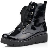 Topánky Ženy Čižmičky Remonte Dorndorf Lagro Black Ankle Boots Black