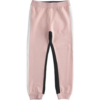 Oblečenie Dievčatá Tepláky a vrchné oblečenie Ido 41377 Rosa