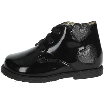 Topánky Dievčatá Polokozačky Falcotto 0012014106.03 Black