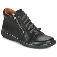 Topánky Ženy Polokozačky Casual Attitude NELIO Čierna