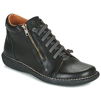 Topánky Ženy Derbie Casual Attitude NELIO Čierna