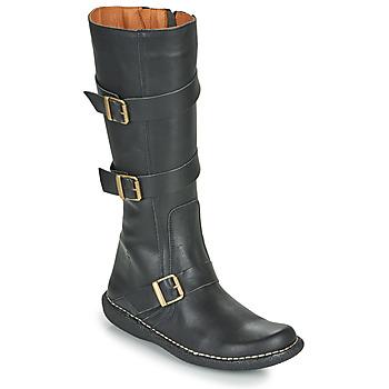 Topánky Ženy Čižmy do mesta Casual Attitude NIBOOT Čierna