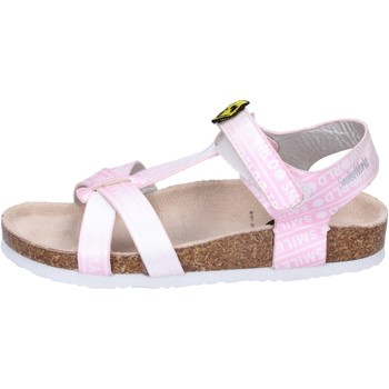 Topánky Dievčatá Sandále Smiley Sandali Pelle sintetica Rosa