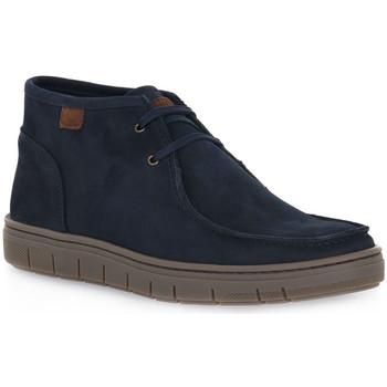 Topánky Muži Čižmy Grunland LOMO BLU Blu
