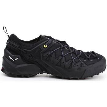 Topánky Muži Turistická obuv Salewa MS Wildfire Edge Gtx Čierna