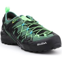 Topánky Muži Turistická obuv Salewa MS Wildfire Edge Gtx Čierna, Zelená