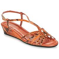 Topánky Ženy Sandále Amalfi by Rangoni NAMIBIAPRT Oranžová