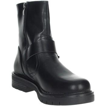 Topánky Ženy Polokozačky Pregunta PFC1232 Black