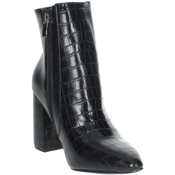 Topánky Ženy Polokozačky Pregunta PFC9144 Black