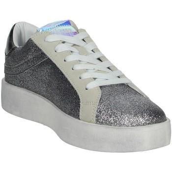 Topánky Ženy Nízke tenisky Shop Art SA0300 Silver