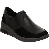 Topánky Ženy Mokasíny Ara Neapel Tron Hs Black