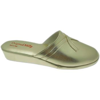 Topánky Ženy Nazuvky Milly MILLY2200oro blu