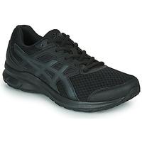 Topánky Muži Bežecká a trailová obuv Asics JOLT 3 Čierna