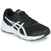 Topánky Muži Bežecká a trailová obuv Asics JOLT 3 Čierna / Biela