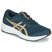 Topánky Ženy Bežecká a trailová obuv Asics PATRIOT 12 Modrá / Oranžová