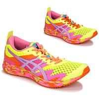Topánky Ženy Bežecká a trailová obuv Asics NOOSA TRI 12 Žltá / Viacfarebná