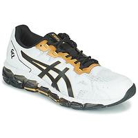 Topánky Muži Nízke tenisky Asics QUANTUM 360 6 Biela / Čierna / Zlatá