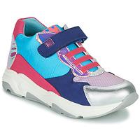 Topánky Dievčatá Členkové tenisky Agatha Ruiz de la Prada BRAZIL Modrá
