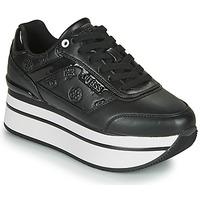 Topánky Ženy Nízke tenisky Guess HANSIN Čierna