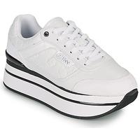 Topánky Ženy Nízke tenisky Guess HANSIN Biela
