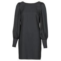 Oblečenie Ženy Krátke šaty Naf Naf  Čierna