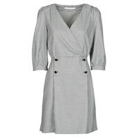 Oblečenie Ženy Krátke šaty Naf Naf  Čierna / Biela