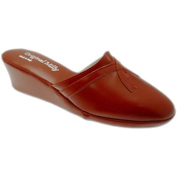 Topánky Ženy Nazuvky Milly MILLY2000ros rosso