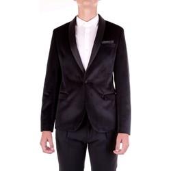 Oblečenie Muži Saká a blejzre Manuel Ritz 2930GR2139-203628 Nero