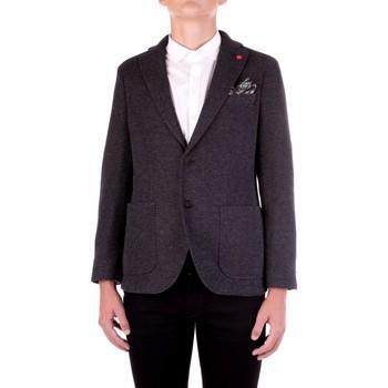 Oblečenie Muži Saká a blejzre Manuel Ritz 2932G2038M-203691 Nero