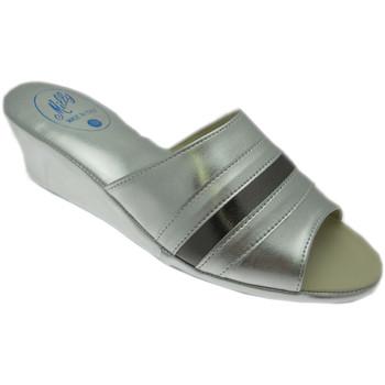 Topánky Ženy Šľapky Milly MILLY1706arg grigio