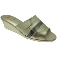 Topánky Ženy Šľapky Milly MILLY1706pla grigio