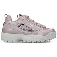 Topánky Ženy Nízke tenisky Fila Disruptor Wmn Ružová
