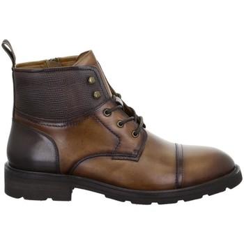 Topánky Muži Polokozačky Salamander Modena Tan Brown Brown
