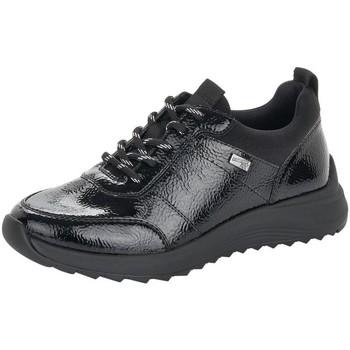 Topánky Ženy Derbie Remonte Dorndorf Harmony Black Schwarz Black